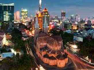 Tour por Ho Chi Minh city
