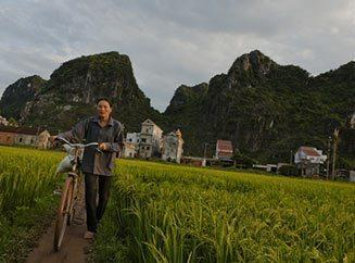 Van Long Reserva Natural. Ninh Binh