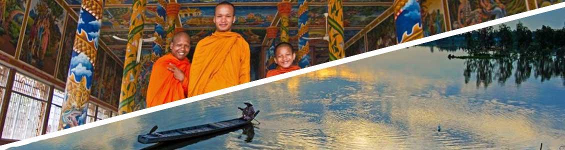 Circuito por Vietnam y Camboya 17 días