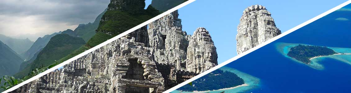 Luna de Miel por Vietnam, Camboya y Maldivas
