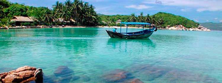 Las playas de Nha Trang