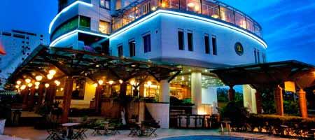 The Light Hotel & Spa 3 ★★★