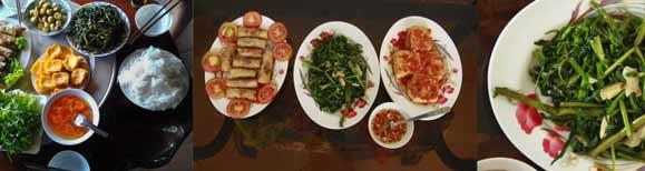 Viajes gastronómicos en Vietnam