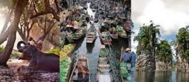 14 Días de viaje Aventura por Tailandia