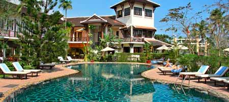 Vinh Hung Riverside Resort & Spa 4 ★★★★